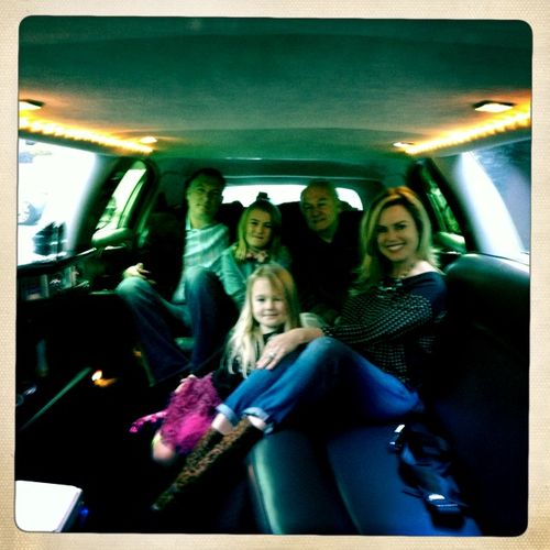 Limo to lionking